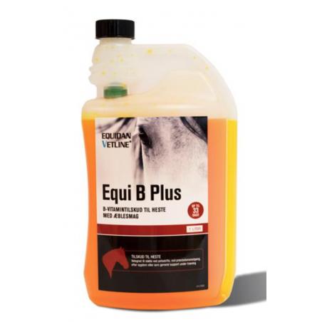 Equi B plus - Flydende B vitamin tilskud
