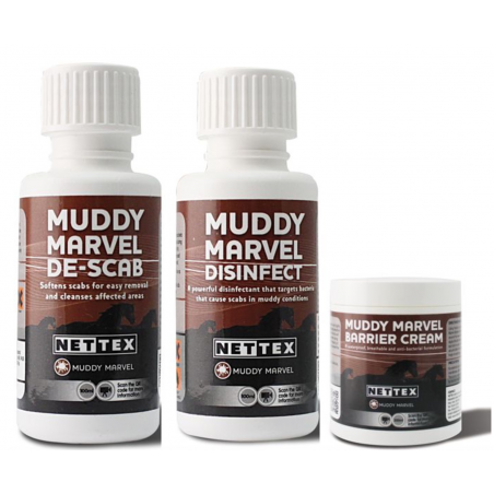 Muddy Marvel Startersæt