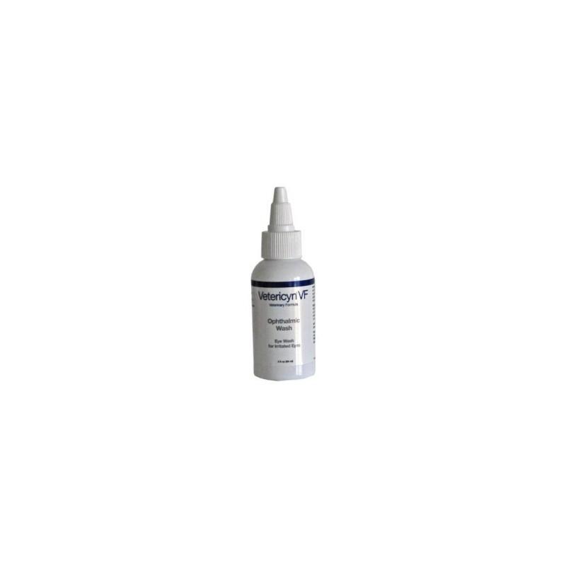 Vetericyn VF Eye Wash